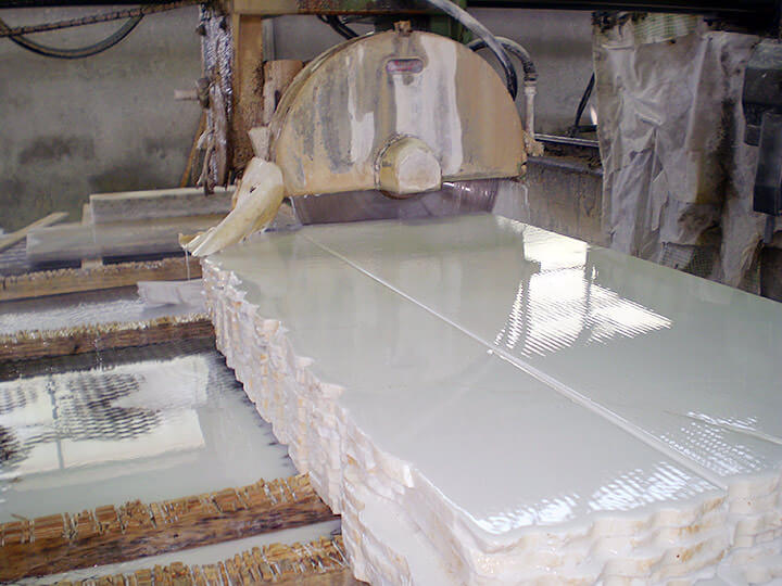 Petalco marble production