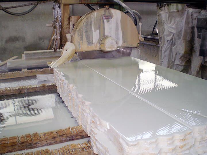 Petalco marble production